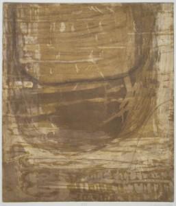 B39, 5/2003, 2-Farbplatten-Aquatinta und Strichätzung, geschabt und Kaltnadel, 37 x 32 cm