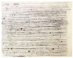 SEITE4, 2003, Monotypie, 35 x 43 cm