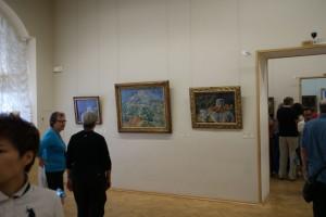 Eremitage, Cezanne-Saal, 17.07.2014