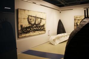 ERARTA Museum, Mikhail Kazakovtsev, Installationsansicht, 17.07.2014
