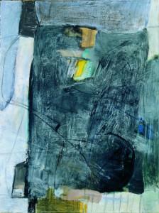 ALTEMUEHLE, 2000, Mischtechnik auf Leinwand, 80 x 60 cm