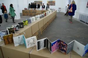 Präsentation, Berlin, Kunstfabrik hb55