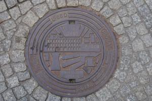 LWi-0104_Deckel, Wittenberg, Jüdenstr., 04.10.2014