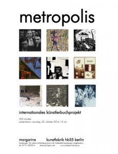 Metropolis-Einladung, Page 1