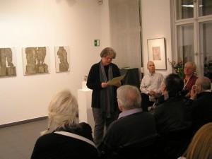 Rede Karla Bilang,   Foto Galerie 100