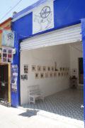 Burro Press, Druckwerkstatt + Galerie, C. Humboldt 104, Oaxaca-Stadt, 29.07.2017