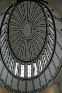 Vier-Kuppel-Pavillon, Hans Poelzig, 1911-13, Beton, Kuppel, 26.10.2016