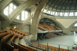 Jahrhunderthalle, Max Berg, 1911-13, Stahlbeton, 6000 Sitzplätze, 26.10.2016