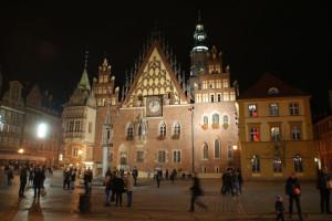 Rathaus, Rynek Wroclaw, 26.10.2016