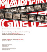 Einladung Martin Gietz, Kremmen
