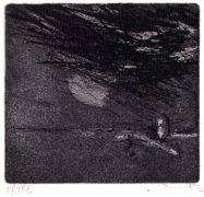 Ausstellung R. Hentrich, Titelseite der Einladung