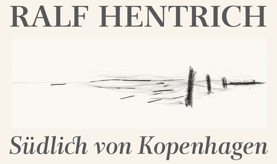 Plakat Ausstellung R. Hentrich