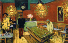 Loving Vincent, Filmszene