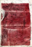 REDHILLS, 09/2019, 2-Farb-Aquatinta und Strichätzung, 29 x 20,2 cm, sign. 5/5