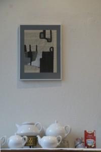E. Hartwig, NACHMIETER, 2002, Tusche, Gesso auf Zeitpapier, 31,3 x 21,4 cm