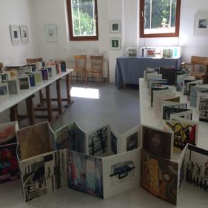 Galerie am schwarzen meer, Ausstellungsansicht,   Foto: A. Kramer_0272