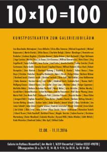 Einladung Galerie Rathaus Biesenthal_10x10=100