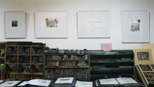 Eberhard Hartwig, Aquatinta und drei Lithographien
