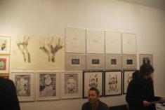 Ausstellungseröffnung grafikstudiogalerie, 24.11.2017