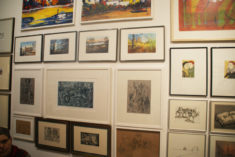 Exponate, Ausstellungseröffnung grafikstudiogalerie, 24.11.2017