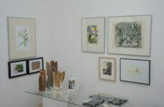 Exponate, Ausstellungseröffnung galerie grünstr., 23.11.2017