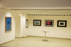 Entreeraum, Ausstellungsansicht, Foto: 15.03.2019