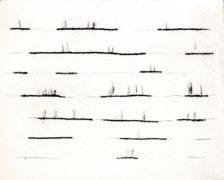 ADLIBITUM, 03/2018, Curruskaltnadel, 15,4 x 19,2 cm, sign. 3/4