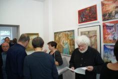 Ausstellungseröffnung Grafikstudiogalerie, 17.05.2019