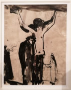 Sammlung Scharf-Gerstenberg, Ausstellung Horst Jansen, Abb. 1