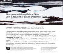 Einladung Galerie Grünstr.