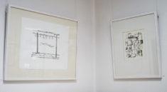 E. Hartwig, 2MASTE und WASSERBURG, Lithographien
