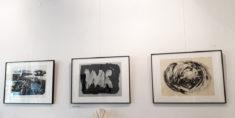 3 Arbeiten von Jochen Ende, Foto: J. Ende